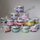 """Подарки для гостей (мини баночки варенья) """"разноцветное оформление"""""""