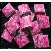 "Шоколадки mini с предсказаниями-пожеланиями ""Малиновый"""